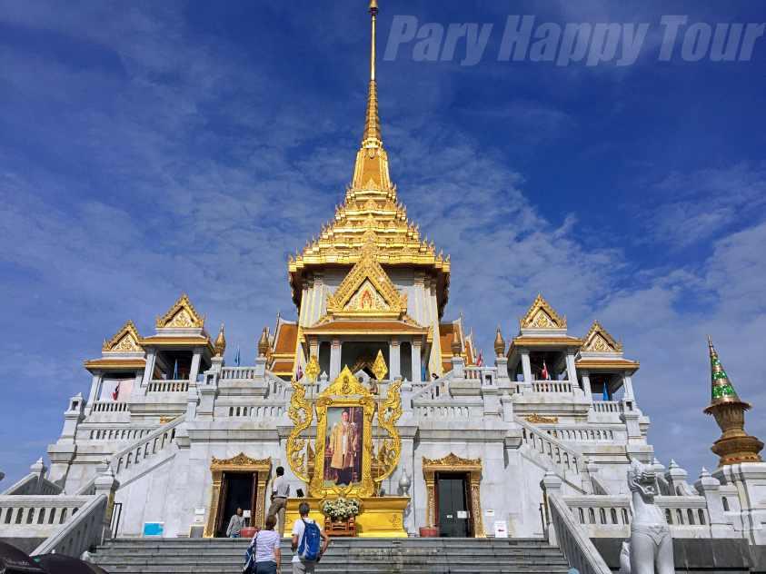 Wat Trimit (The Golden Buddha Temple)