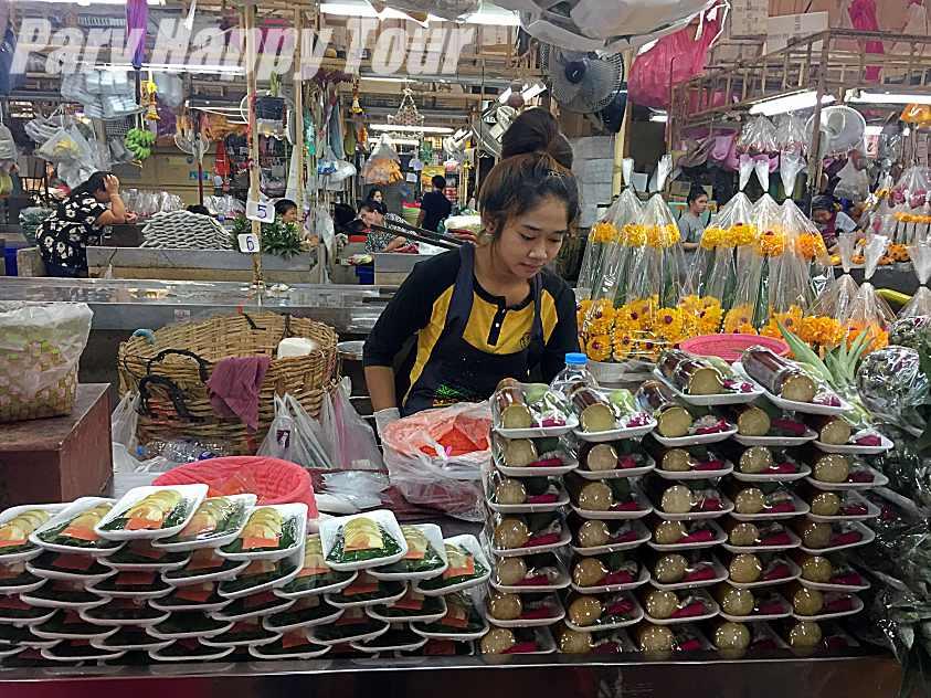 Flower & Vegetable Market