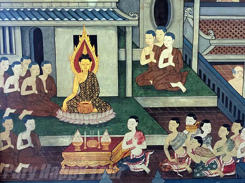 Wat Pho (The Reclining Buddha Temple)