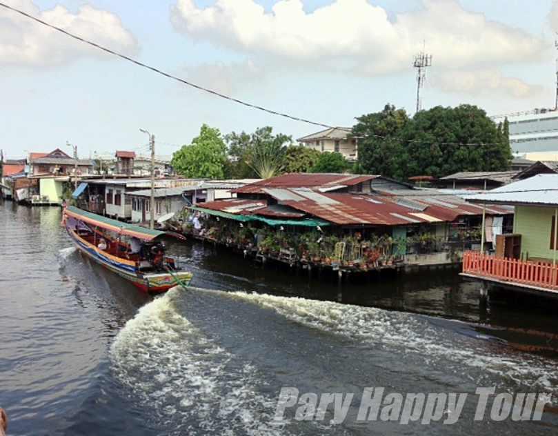 Bangkok Canals & Artist House