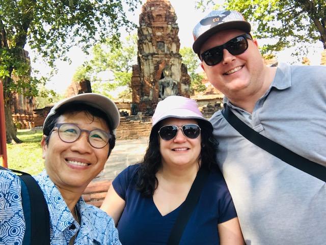 Ayutthaya Private Day Tour
