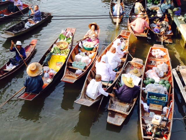 Tours From Klong Teoy Port