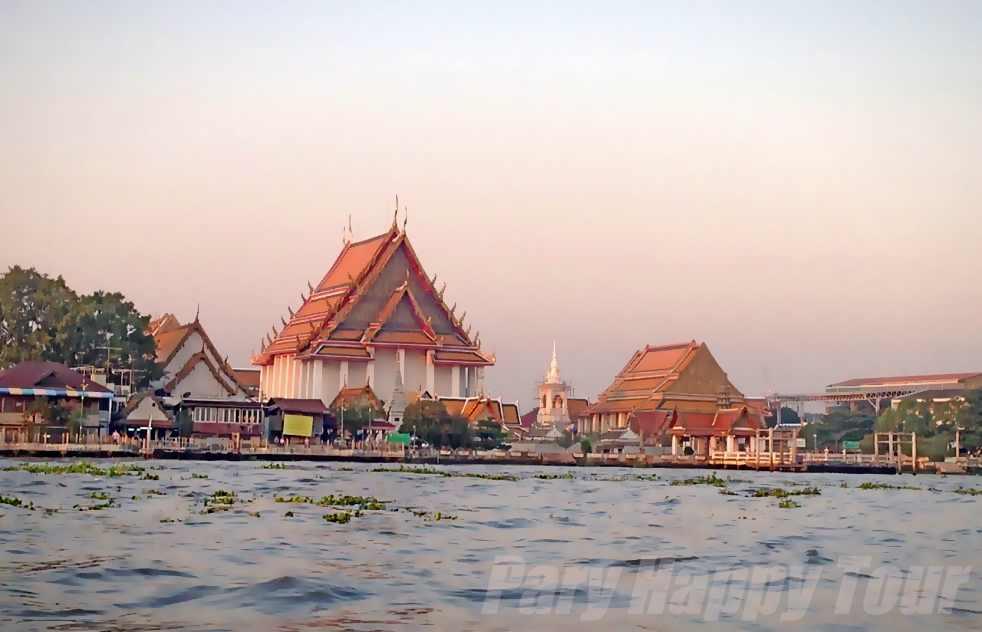 Bangkok Canal & Old Community Bangkok Canal & Old Community