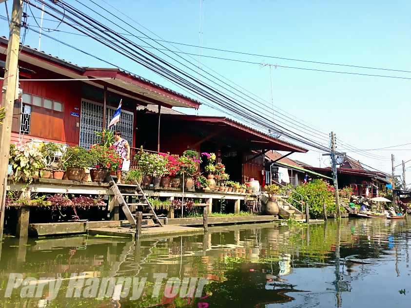 Damneon Saduak Floating Market (Half Day) Damneon Saduak Floating Market (Half Day)