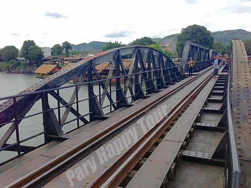 The Bridge Over <br>The River Kwai & Hellfire Pass The Bridge Over <br>The River Kwai & Hellfire Pass