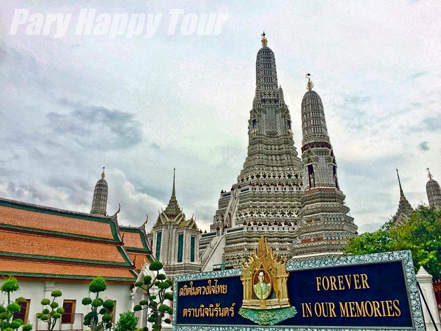 Two Days Tour From Leam Chabang Port Two Days Tour From Leam Chabang Port