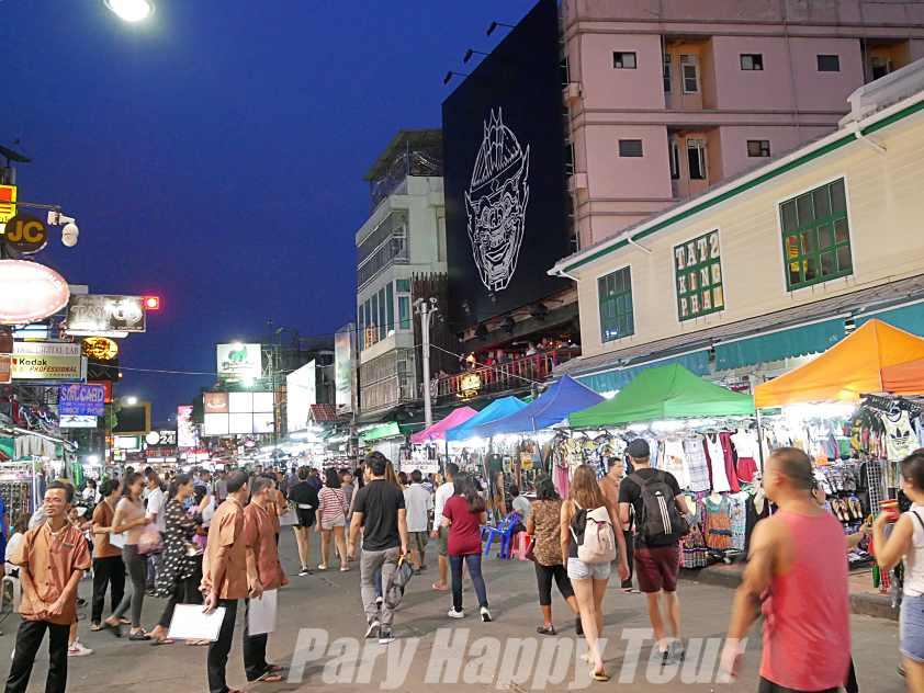 Bangkok at Night Bangkok at Night