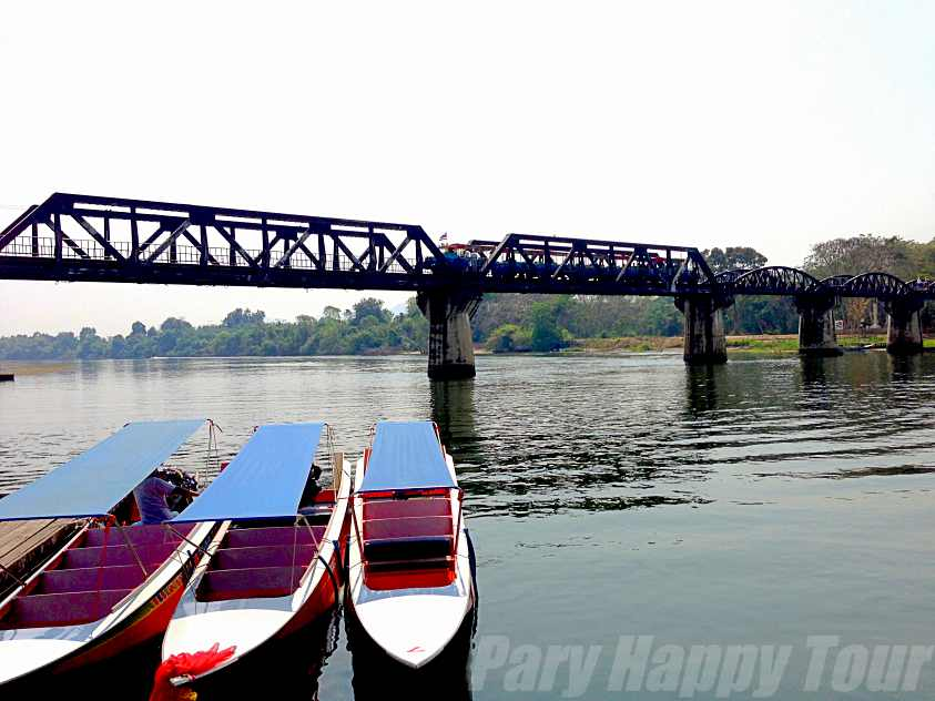 Floating Market & Bridge over the River Kwai Floating Market & Bridge over the River Kwai